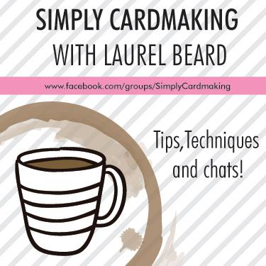 Simply Cardmaking with Laurel