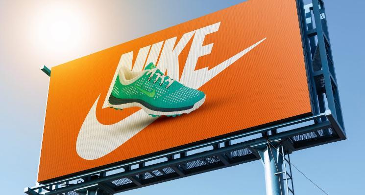 Nike On Billboard