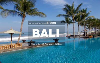 Bali 05 Noches  06 Días