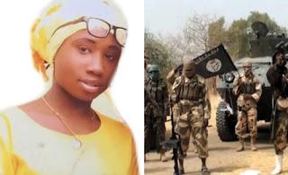 """فتاة مسيحية مختطفة لدى """"بوكو حرام"""" تلد في سجنها"""