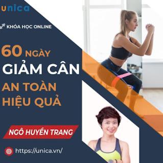 Khóa học SỨC KHỎE - 60 ngày giảm cân an toàn, hiệu quả [UNICA.VN ebook PDF EPUB AWZ3 PRC MOBI