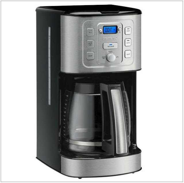 Costco Coffee Maker;Coffee Maker at Costco;Cuisinart Coffee Maker at Costco;