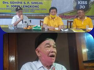Anggap Minut Butuh Pemimpin yang Cinta Adat-Budaya, Prof Butje Moningka Sekeluarga Dukung CEP-SSL dan KISS-JO