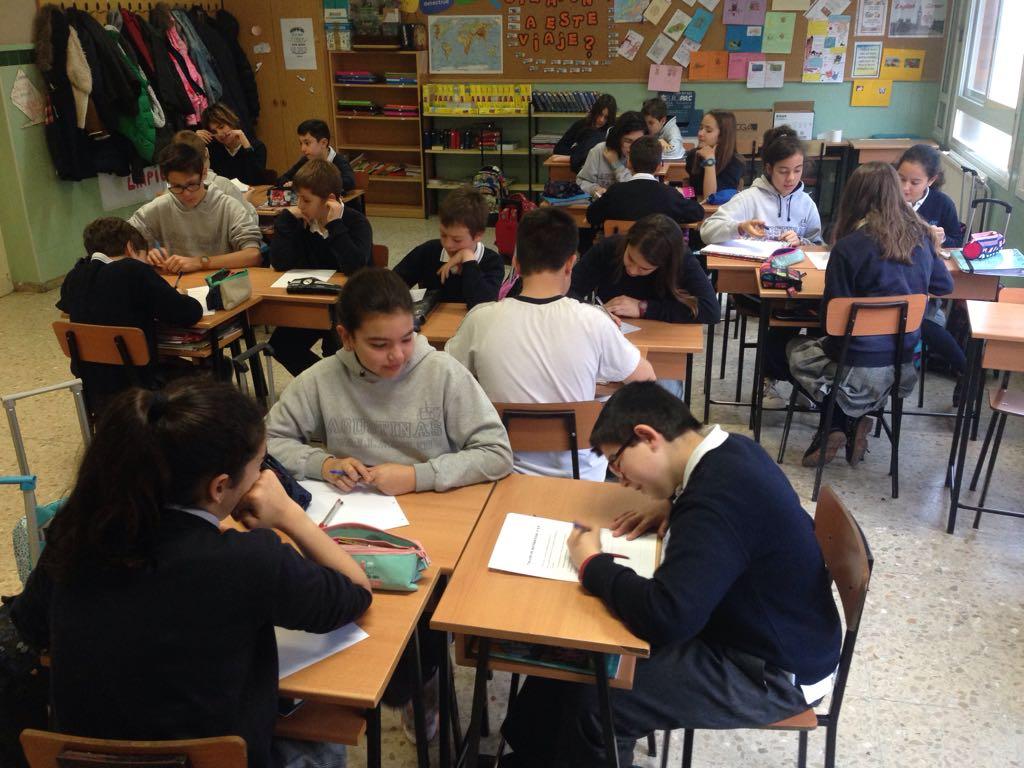 Agustinas Valladolid - 2017 - Primaria 6 - Taller Matemáticas 3