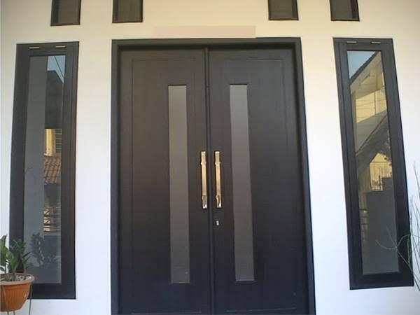 Desain Pintu Rumah Minimalis yang Elegan