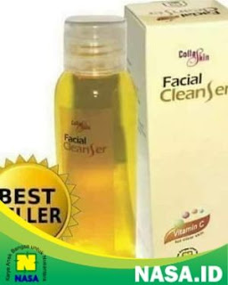 cuci muka collagen