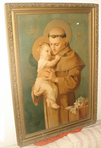 Imagen De San Antonio De Padua La Palabra Nos Une