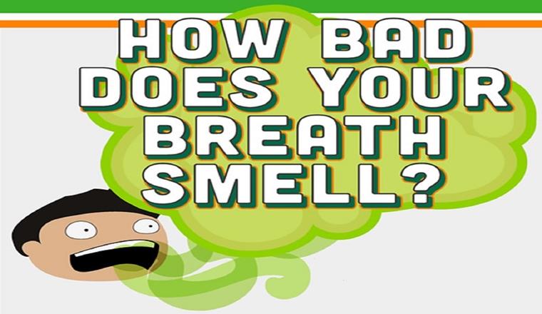 Bad Breath #infographic