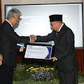 Bupati Sumenep Raih Dua Penghargaan Dari BPKP