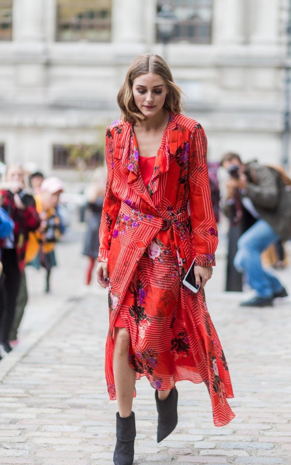 The Olivia Palermo Lookbook Olivia Palermo At London Fashion Week Iv