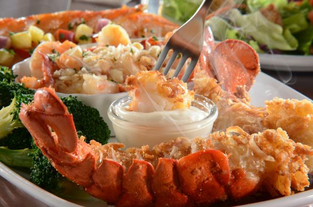 Restaurante Red Lobster em Miami