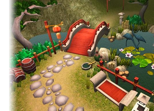 Unity 3D asset - Asian Garden Pack[AKD]