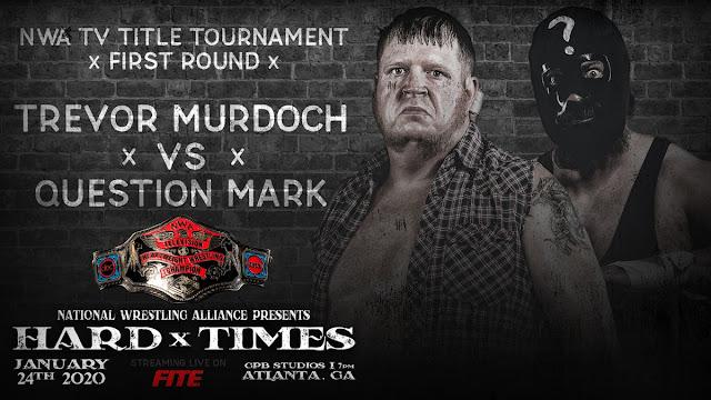 Cobertura: NWA Hard Times 2020 – O campeão está definido!