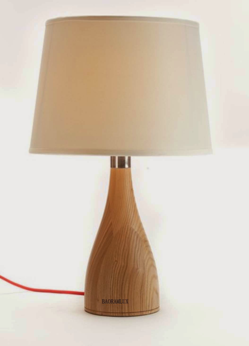 Mosaic Home Decor Design Inspiration Wooden Table Lamps Luxaflex