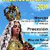 FESTIVIDAD EN HONOR A LA INMACULADA VIRGEN DE LA PUERTA 2016