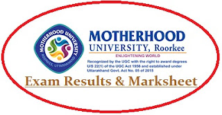 Motherhood University Results 2020