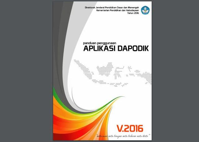 Unduh Panduan Penggunaan Aplikasi Dapodik Versi 2016/2017