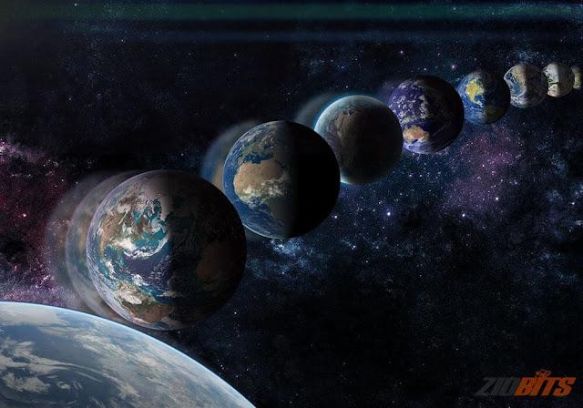 Bằng chứng về nhiều không gian khác, vũ trụ mà chúng ta đã biết liệu có phải là duy nhất?