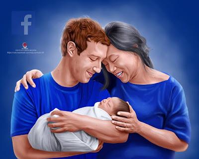 Bos Facebook : Mark Zuckerberk