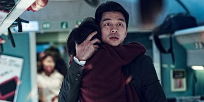 Gong-Yoo (Seok-woo) dans Dernier Train pour Busan
