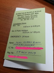 Details Scan di Klinik Pakar Wanita Rekha Seremban