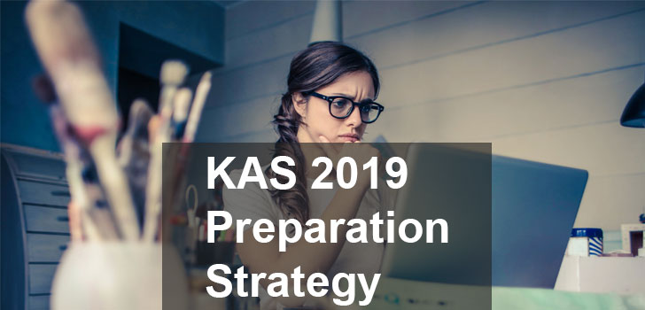 How to Prepare for KAS Strategy