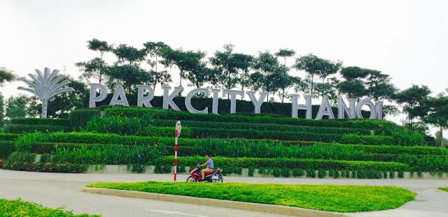 khu đô thị park city