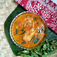 Fish with curry leaves is an Indian style fish curry recipe where fish is cooked with fresh curry leaves. Curry leaves not only enhance the taste of the dish but also adds a nice flavour to every dish.