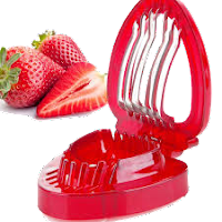 Cortador de fresa