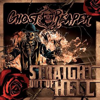 """Το βίντεο των Ghostreaper για το """"Sons Of The Gun"""" από το album """"Straight Out Of Hell"""""""