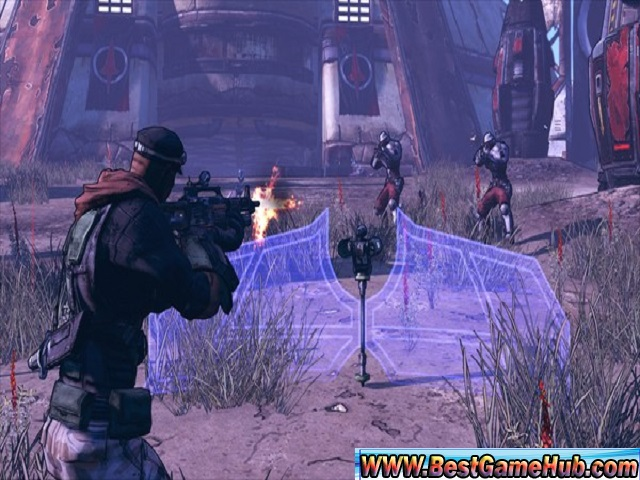 Borderlands Game of the Year Enhanced Full Version Pc Game Free Download