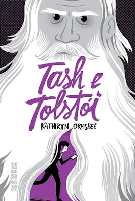 Tash e Tolstói, de Kathryn Ormsbee