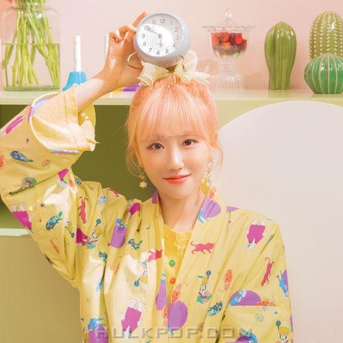 Boramiyu – 2nd Mini Album 'Dear My Color'