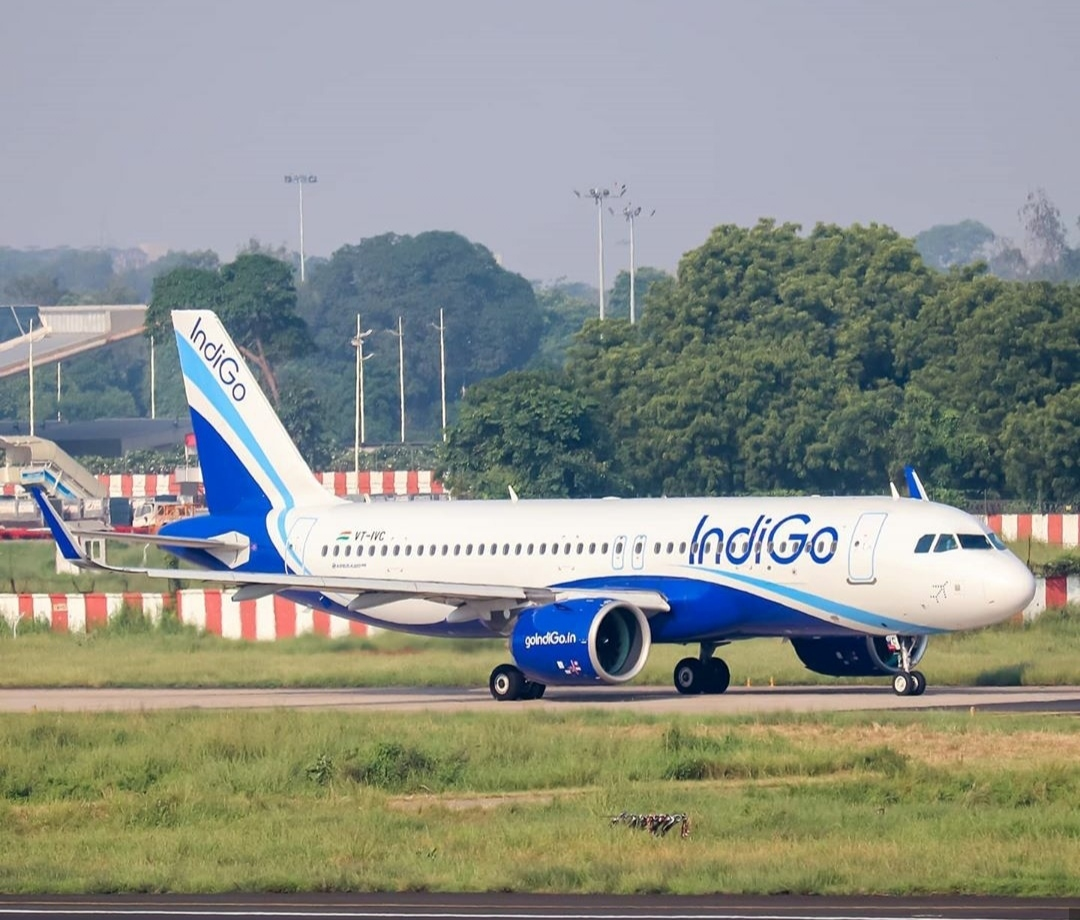 Flight No 6e belongs to which airlines