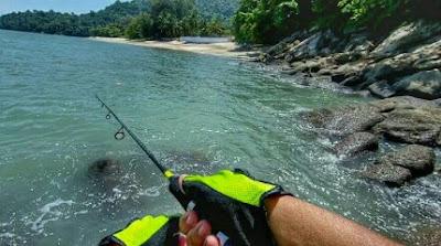 reel pancing laut murah