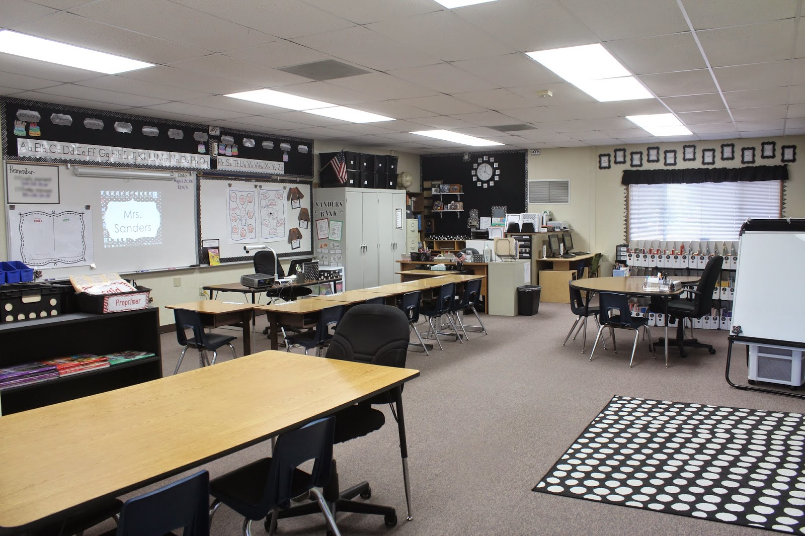 A View Into My Classroom Classroom Tour
