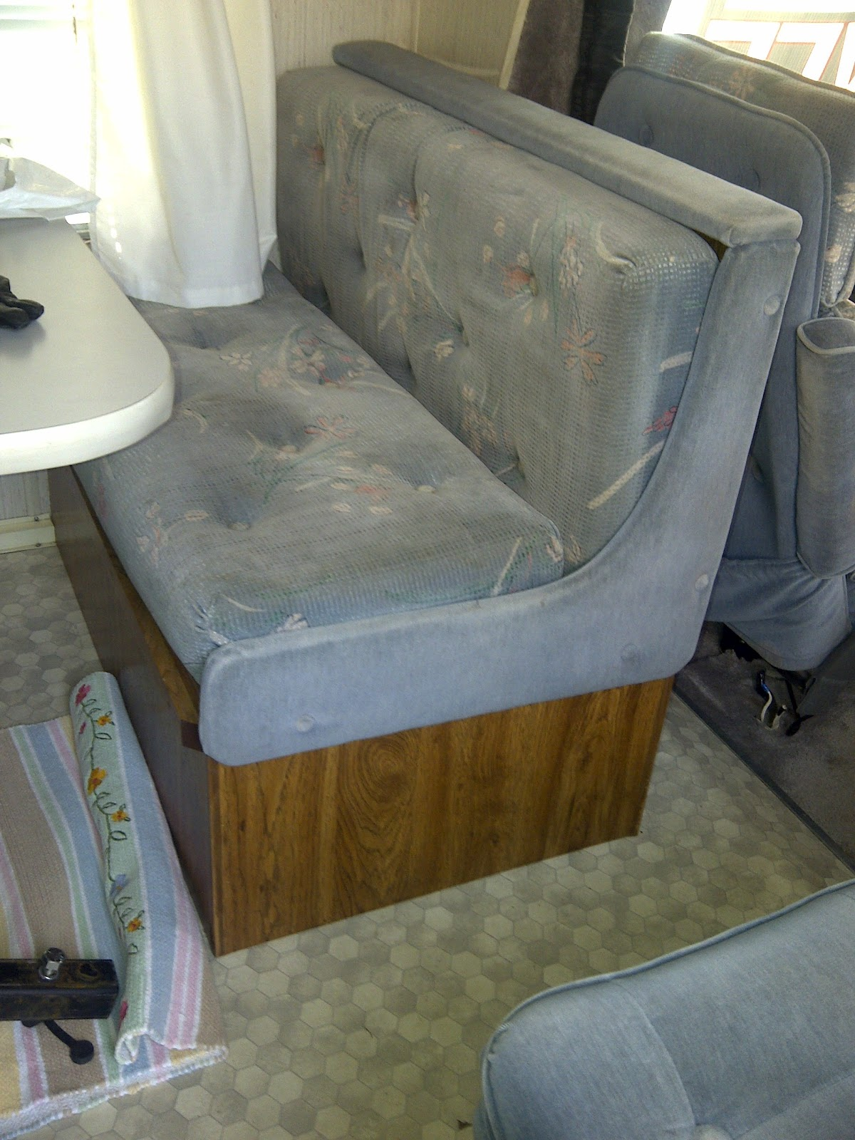 I Love My Motorhome: Upholstery
