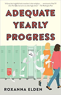 Book Review: Adequate Yearly Progress, by Roxanna Elden