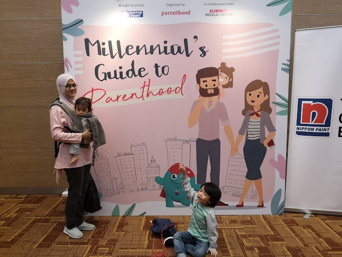 Belajar Panduan Parenting Di Workshop Millennial's Guide to Parenthood 2019