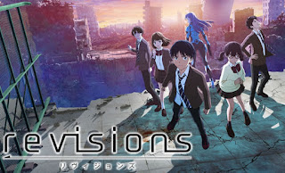 Revisions Episodio 12 Dublado