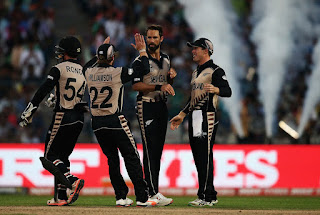 New Zealand vs Bangladesh 28th Match ICC World T20 2016 Highlights