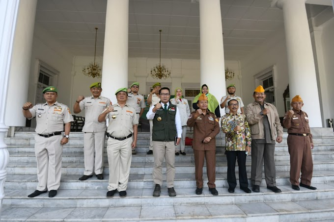 Ketua Komisi II DPRD Jabar, Rahmat Hidayat Djati, Dukung Inventarisasi Tanah Veteran di Jawa Barat