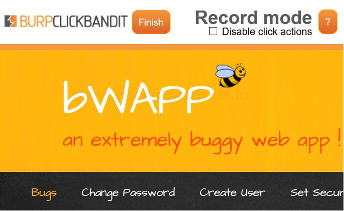 Advance Web Application Testing using Burpsuite