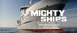 Πανισχυρα Πλοια - Mighty Ships | Δείτε online Σειρά Ντοκιμαντέρ του Discovery Science