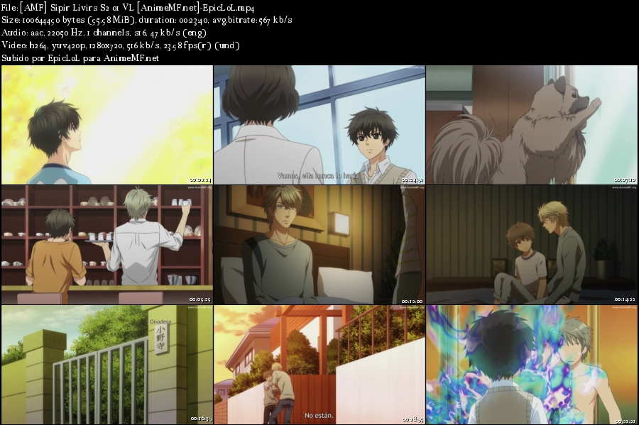 Super Lovers S2 MP4 Ligero Sub Español MEGA preview