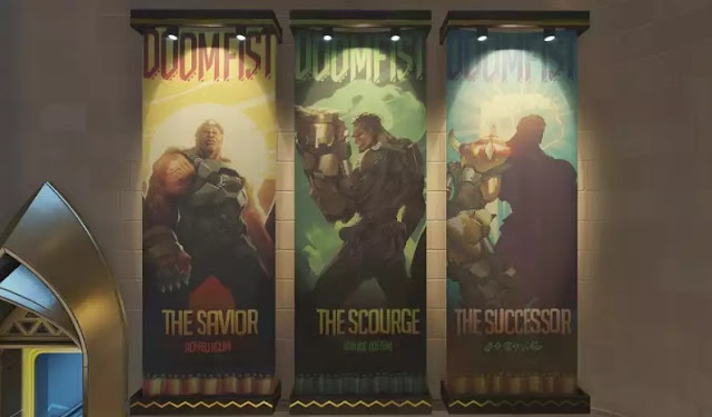 doomfist, blizzard, technology, technews, tech, gamers, gaming, games,