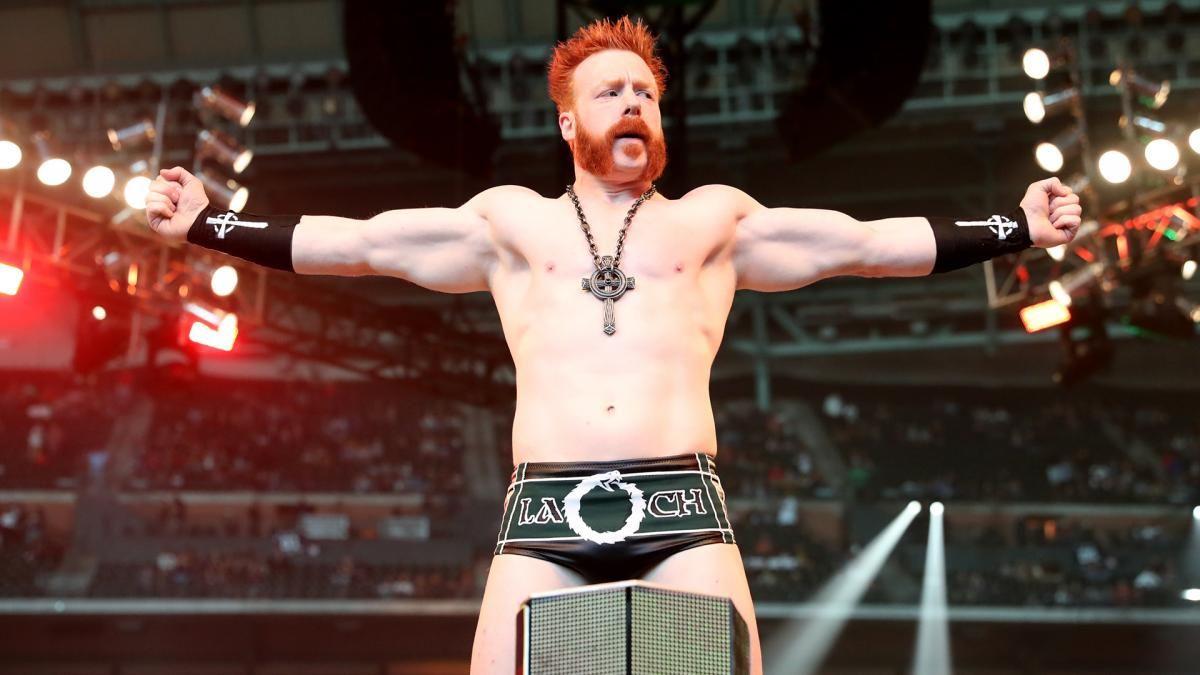Sheamus revela a luta que queria na WWE WrestleMania 37