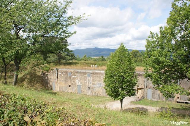 Il Forte di Mutzig e la fortezza Tedesca più grande al Mondo