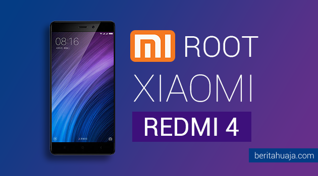 How To Root Xiaomi Redmi 4 And Install TWRP Recovery