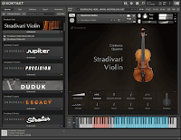 Native Instruments Stradivari Violin v1.1.0 KONTAKT Library